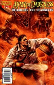 Army Of Darkness #14 Cover A Neves (20008) Dynamite Entertainment comic book